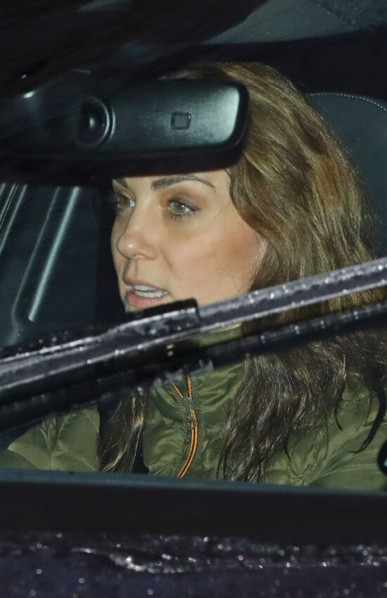 Kate Middleton's Seeland Puffer Jacket is Available on Amazon