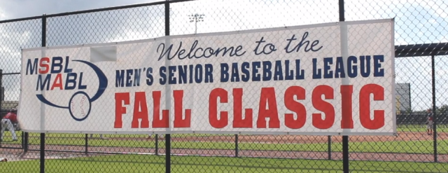 fall classic banner