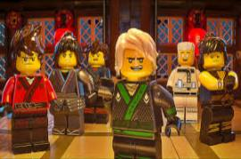 Lego Ninjago Movie 2017