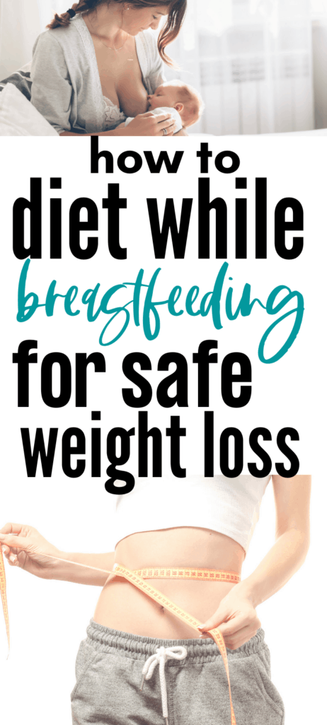 How To Diet For Weight Loss While Breastfeeding The Postpartum Cure
