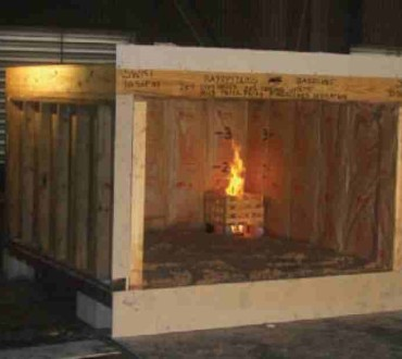 Insulation Services - Fire Barrier