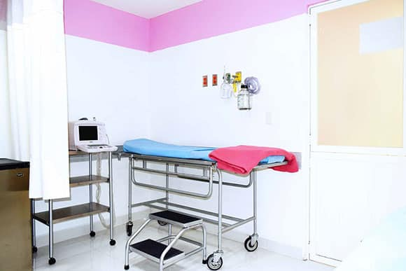 Quirofano aborto quirúrgico