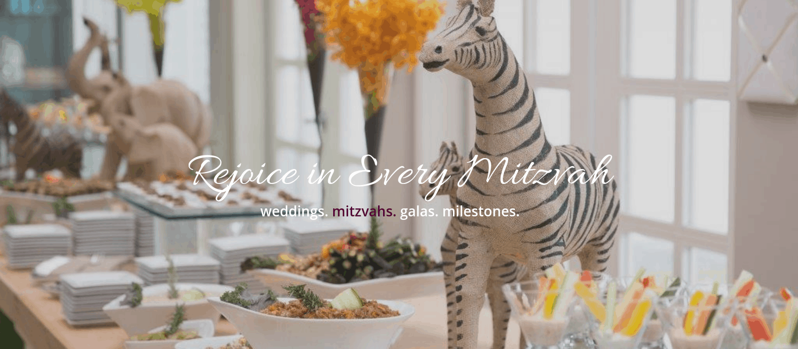 Rejoice in Every Mitzvah Header