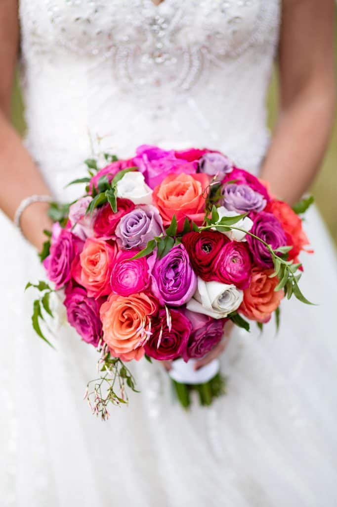 Liz Bridal Bouquet