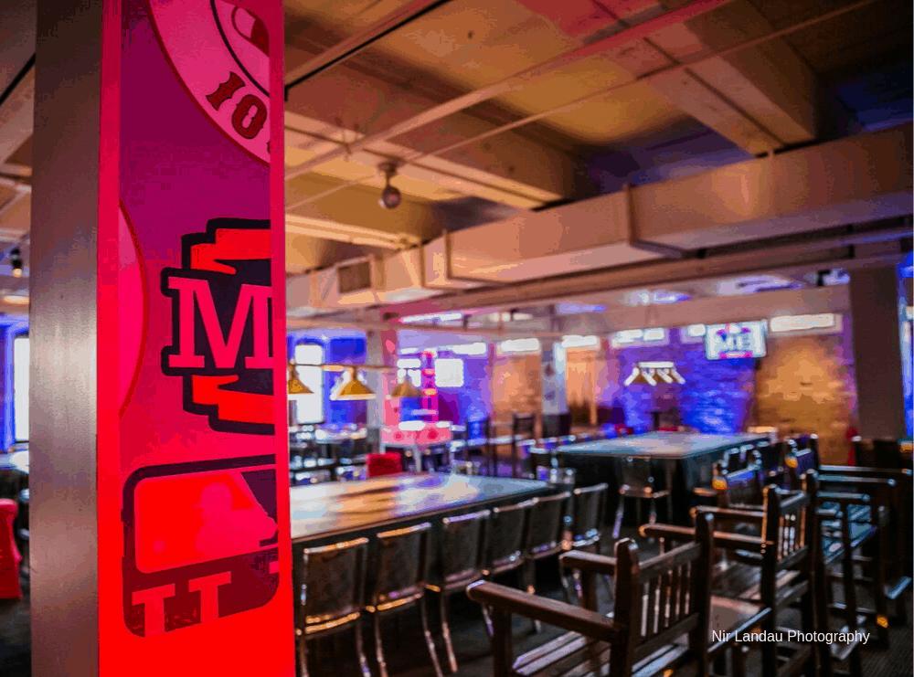 Boston Red Sox Themed Bar Mitzvah Celebration