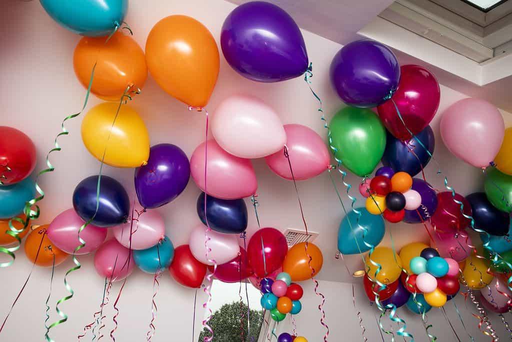 Bat Mitvah Balloons