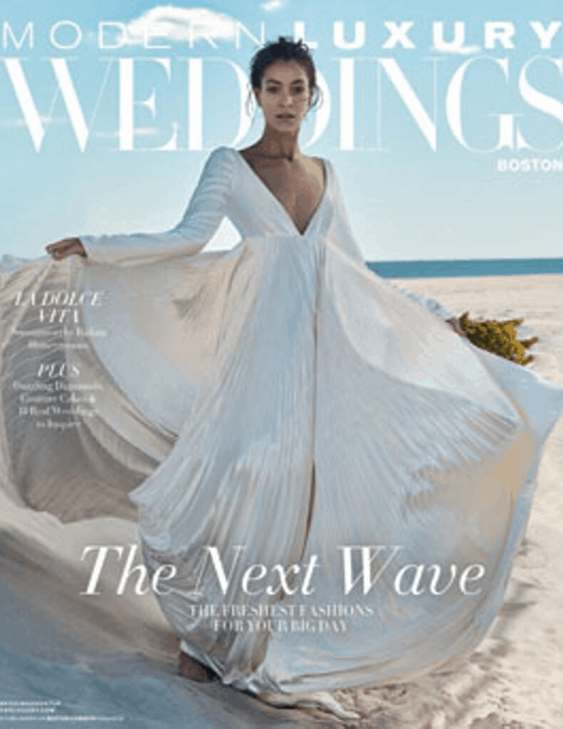 Cover Modern Luxury Wedding