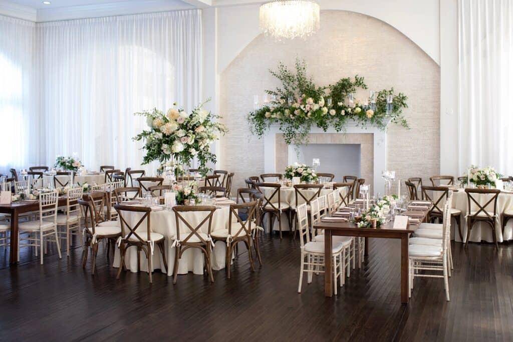 Jason and Jessica Wedding Reception