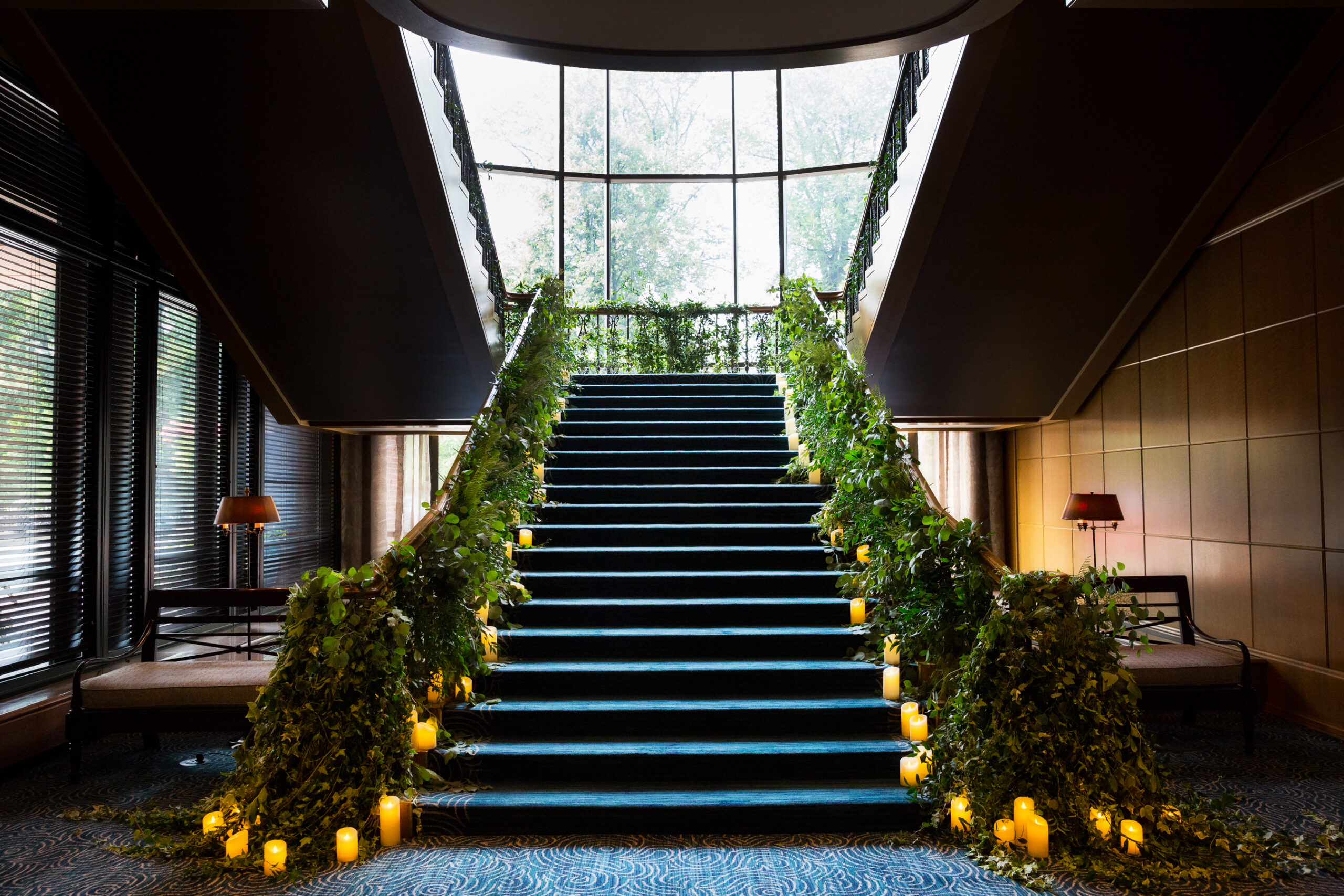 Four Seasons Stairwell