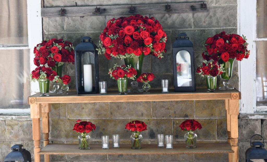 Winston's Roses