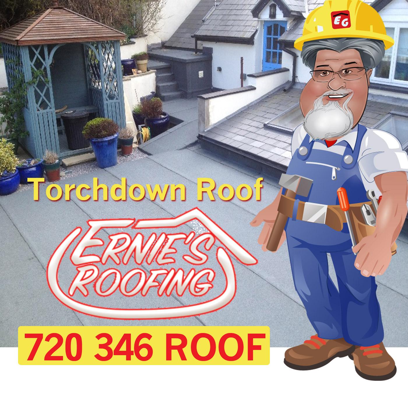 flat roof denver