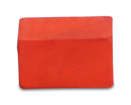 Entirely Orange Color Brix From Chef Rubber