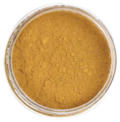 Brown Natural Powder Color From Chef Rubber