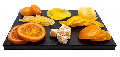 Glace Fruit Assortment Pack From Chef Rubber