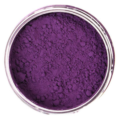Purple Natural Powdered Color From Chef Rubber