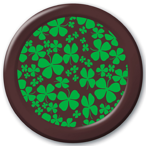 4 Leaf Clovers  - St. Patrick's Day Transfer Sheet Set