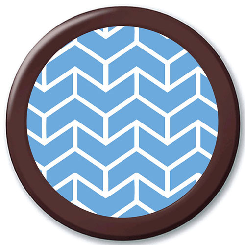 Chevrons On Ice Transfer Sheet