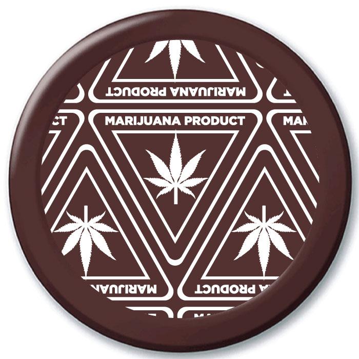cannabis edibles transfer sheets