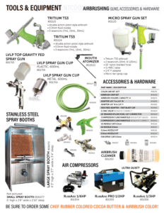 tools and equipment catalog