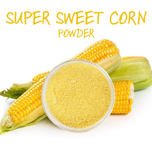 sweet corn powder