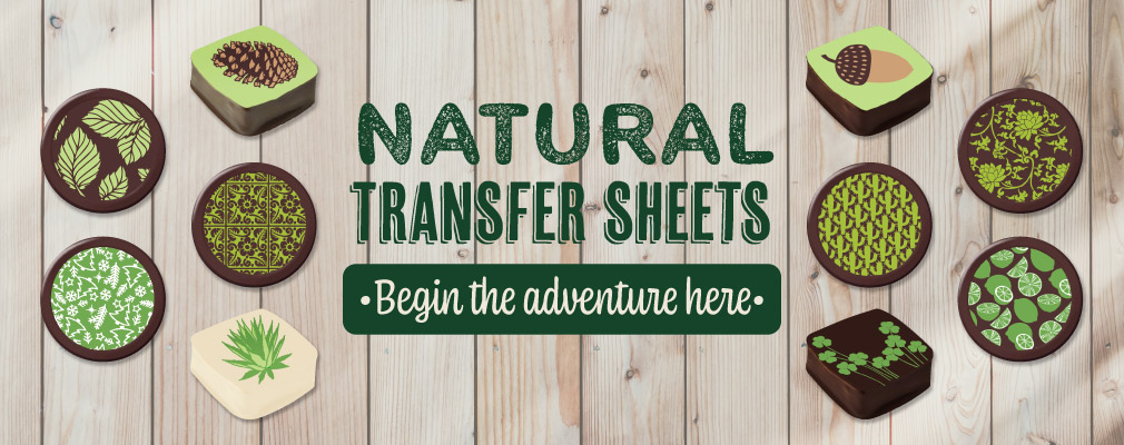 natural transfer sheets