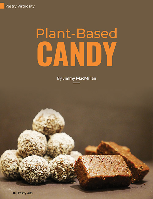 plant-based candy