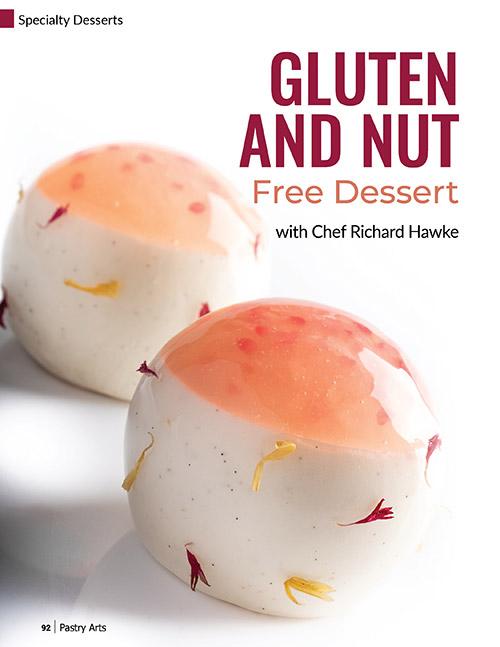 gluten and nut free dessert