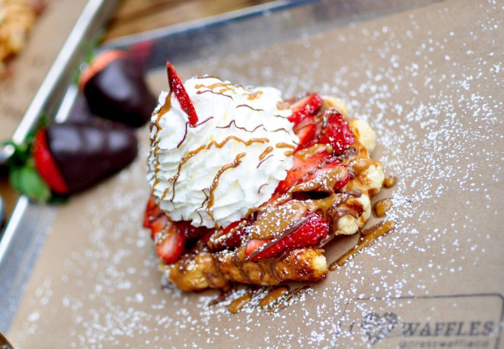 Press Waffle Co. Opens January 12th!