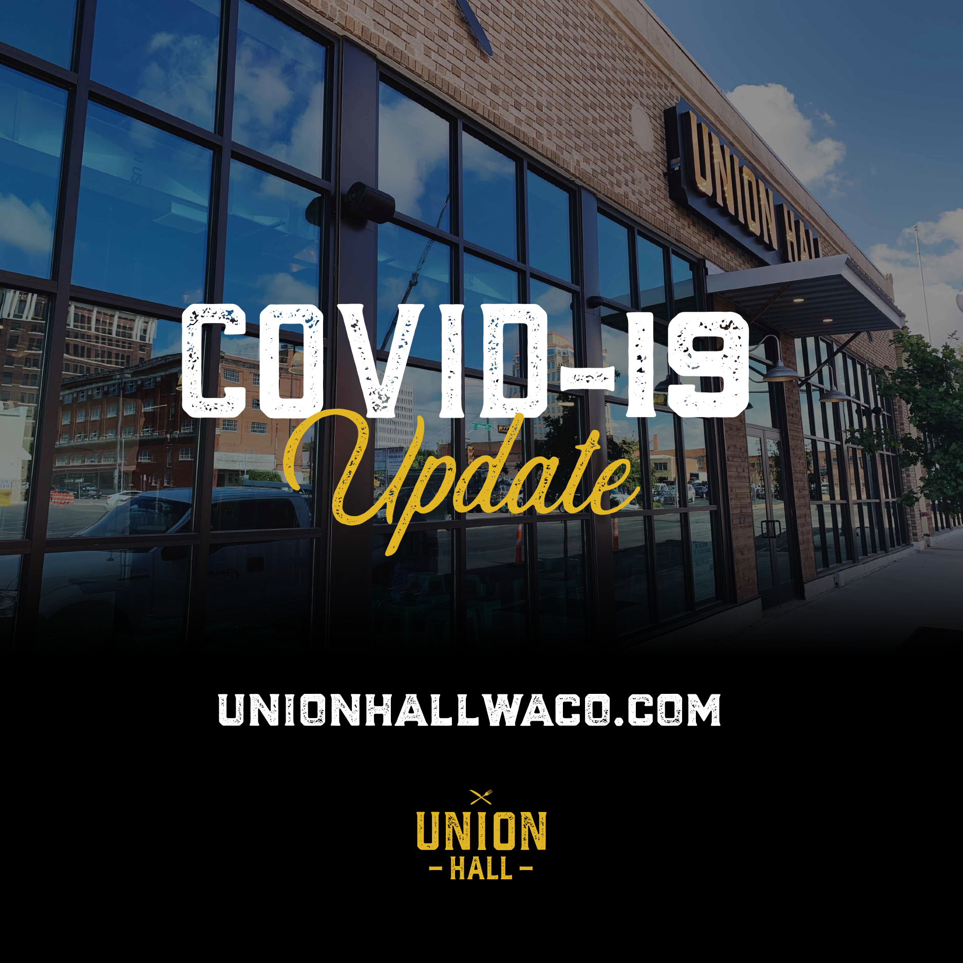COVID-19 Update: 3/17/2020