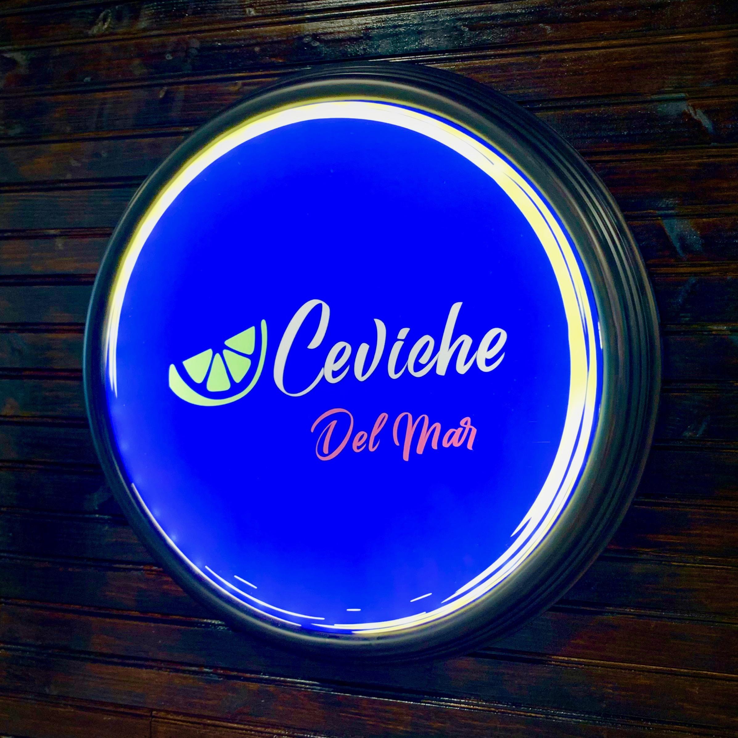 Ceviche Del Mar Now Open!