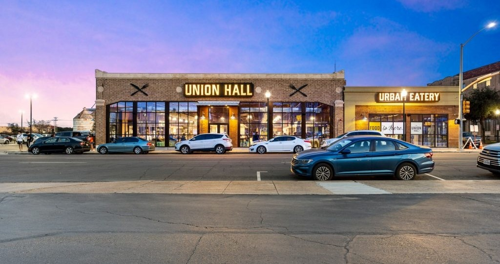 Union Hall Open at 100% Occupancy