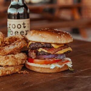 Whizzbang's Hamburgers | Union Hall | Waco, TX