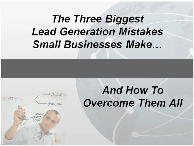 3 biggest mistakes