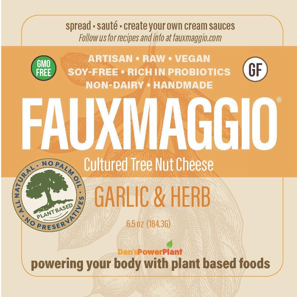 Garlic & Herb Spread