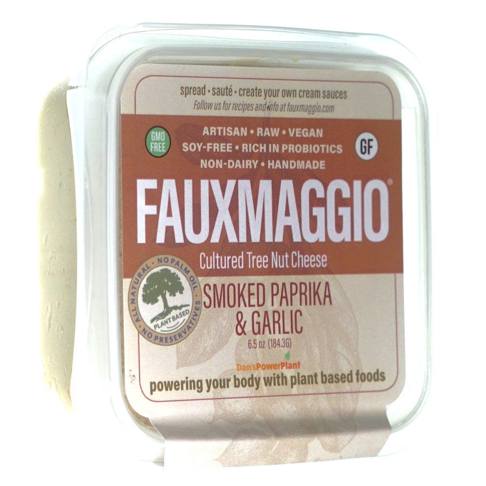 Smoked Paprika & Garlic Spread
