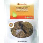 Garlic & Rosemary exSEEDingly RAW Crackers