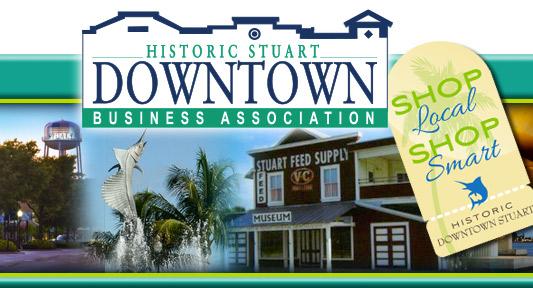 Downtown Stuart FL