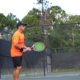 Tennis player in Jensen Beach FL