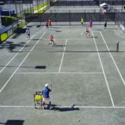 Tennis Clinic in Stuart FL