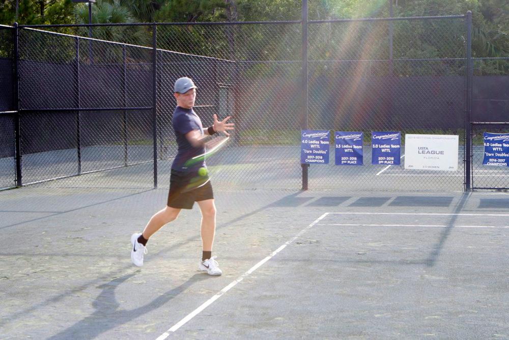 Junior Tennis (intermediate level) Stuart FL