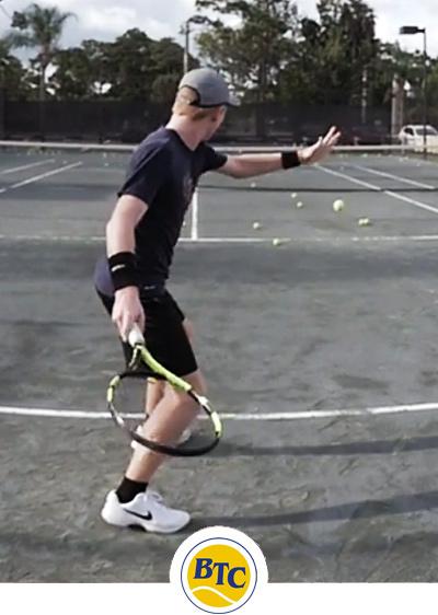 Private Lesson Tennis