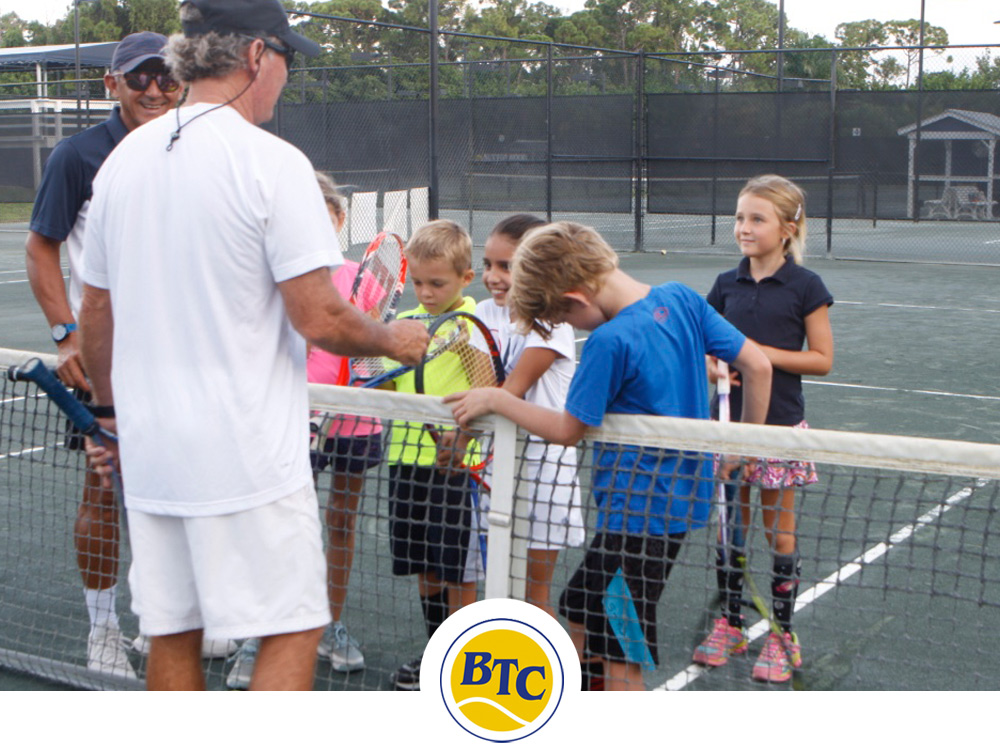 Junior Tennis Clinics