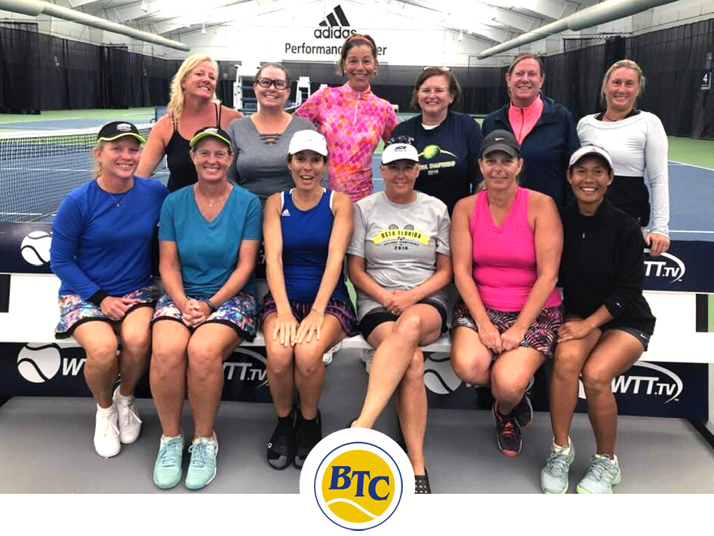 USTA Team Tennis in Stuart FL