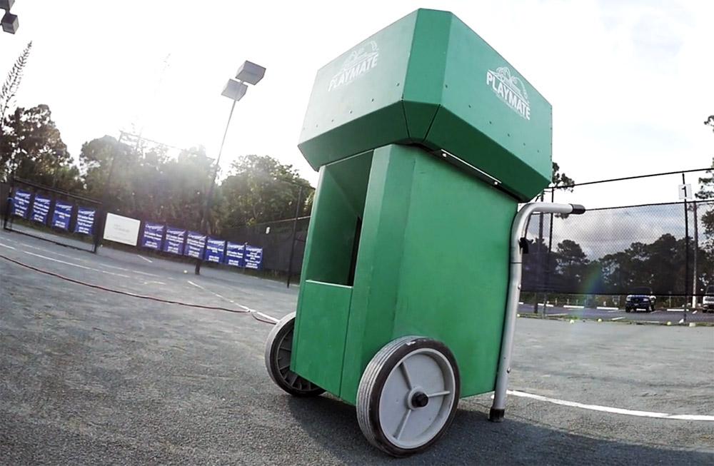 Tennis Ball Machine in Stuart FL