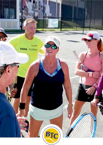 Adult Tennis Programs