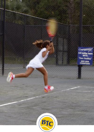 Junior Level Tennis Clinics in Stuart FL