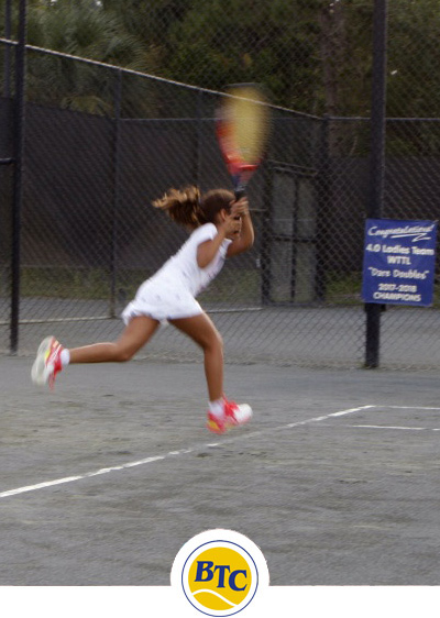 Junior Level Tennis Clinics in Stuart FL
