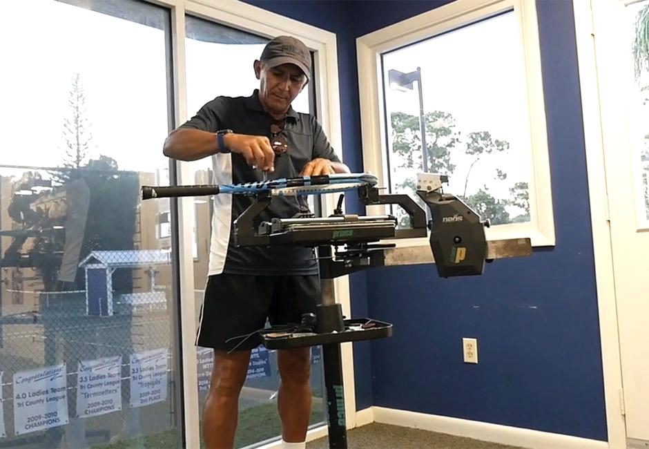 Tennis Racquet Stinger in Stuart FL