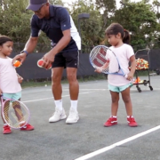 Tiny Tots Tennis in Stuart FL