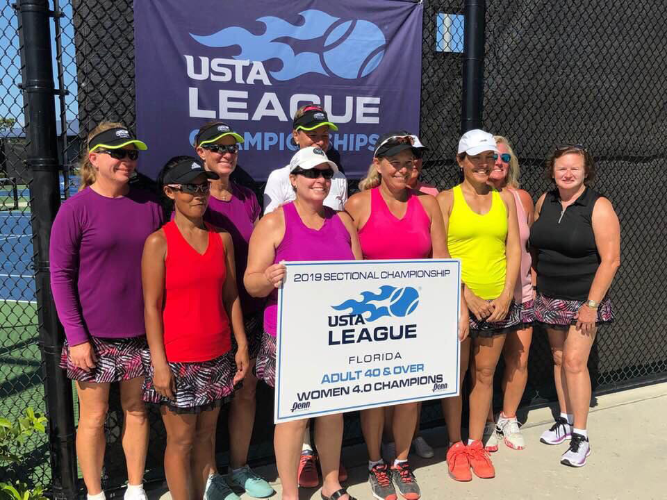 USTA Womens Team Tennis
